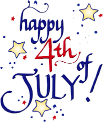 Red White Blue Christmas Clip Art Happy 4th July Snoopy