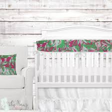 Green Elephant Crib Bedding Lilly Pulitzer Baby Bedding Elephant Crib Bedding