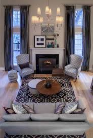 Living Room Furniture Layout by Best 25 Fireplace Furniture Arrangement Ideas On Pinterest
