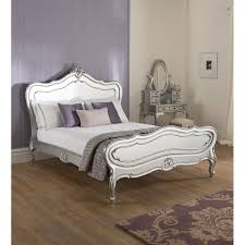 silver bed la rochelle antique french style silver bed ornate range