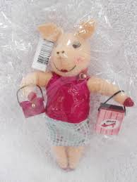 shopping pig heartfelts ornaments midwest of cannon falls