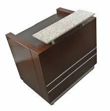 Buy Reception Desk by Ita R007a Lucas Reception Desk Buy Salon Equipment American