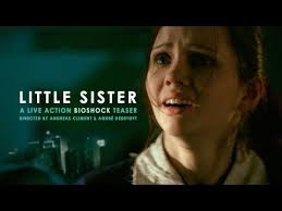 Little Sister Meme - little sister live action bioshock teaser fan art know your meme