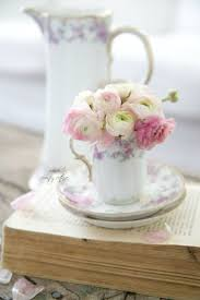 Vaisselle Shabby Chic 61 Best Blooming Dishes Images On Pinterest Dishes Potting