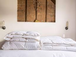 Bedroom Ideas With White Down Comforter Brooklinen Down Comforter