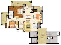 type 4 3 bhk stilt 11 floor plans bestzone builders u0026 developers