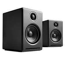 black friday mini stereo system amazon amazon com audioengine a2 black pr 2 way powered speaker