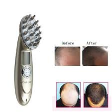 Laser Hair Growth Hat Usb Charging Laser Comb Vibrating Scalp Massage Hair Growth