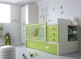 chambre b b vert lit bb avec table langer vert anis et blanc katmandou concept