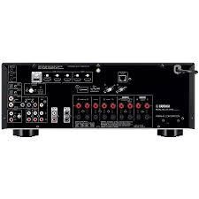 4 1 home theater yamaha rx v683 7 2 channel home theater receiver with wi fi and