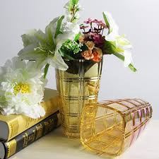 Florist Vases Wholesale Products Wholesale Vases Glass Flower Vases And Electroplating