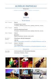 curriculum vitae layout 2013 nba tänzerin cv beispiel visualcv lebenslauf muster datenbank