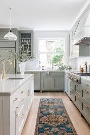 green kitchen cabinets inspiration a muted green kitchen lark linen