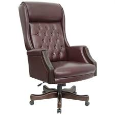 Best Leather Armchair Leather Chair Office U2013 Cryomats Org