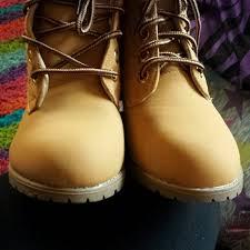 womens combat boots size 9 timberland timb style womens combat boots size 9 from vee