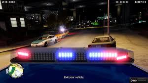 Led Light Bar Police by Code 3 Javelin Led Lightbar Gta Iv Galleries Lcpdfr Com