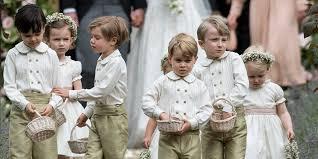 Pippa Wedding Now We Know Why Prince George Was Crying At Pippa U0027s Wedding Grazia