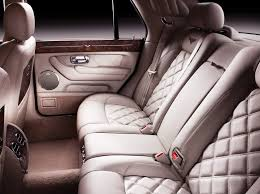bentley interior back seat bentley arnage saloon 1998 2009 features equipment and