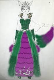 ysera u2013 formal version u2013 skymone cosplay
