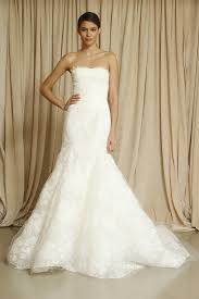 oscar de la renta lace wedding dress de la renta wedding dress fall 2014 6