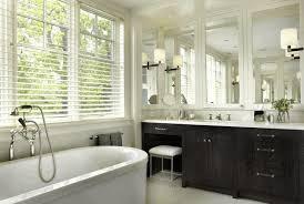 bathroom rack deluxe brown finish varnished wooden vanity cabinet