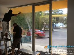 Florida Window And Door Office Window Tinting In Miami Florida Florida Window Tint Films