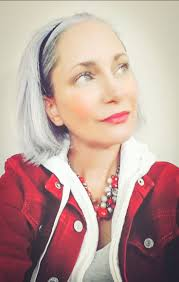 2710 best silver style images on pinterest silver hair white