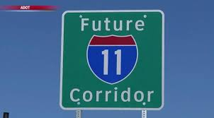 Phoenix Traffic Map by Have You Heard Of Interstate 11 This Future Highway May Make Your