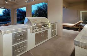Stainless Doors For Outdoor Kitchens - 37 outdoor kitchen ideas u0026 designs picture gallery designing idea
