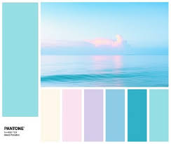 island paradise pantone colors of the year 2017 color palettes