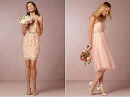Light Pink Bridesmaid Dresses 8 Pretty In Light Pink Bridesmaid Dresses Wedding Colors