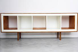 Mid Century Modern Bookcase Ex Ikea Upright Bookcases Now Mid Century Modern Sideboards Ikea