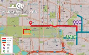 Nfl Coverage Map 2018 March For Life Info