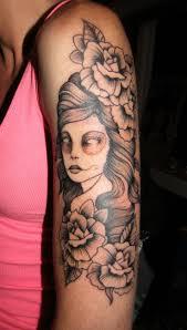 best 25 arm tattoos girls ideas on pinterest rose outline