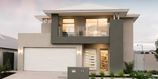 Modern Elevation by Amherst Display Home Banjup Plunkett Homes