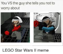 Lego Star Wars Meme - 25 best memes about lego star wars lego star wars memes