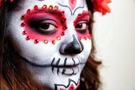 to apply la catrina makeup a day of the dead tutorial