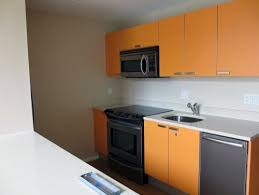 Looking For Used Kitchen Cabinets New Boston Condo With Tangerine Tango Kitchen Cabinets Looking