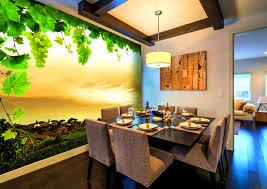 Amazing Wall Murals Bedroom Amazing Dining Room Mural Antique Idea Murals Wall