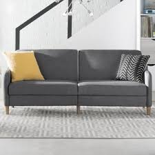 Grey Sofa Sleeper Grey Sofa Beds You Ll Wayfair