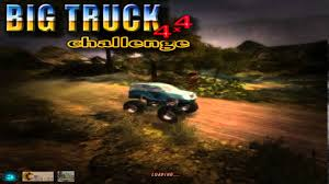 monster truck video games free linux lite u0026 myrealgames free games big truck 4x4 challenge video