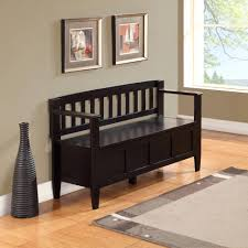 Small Bench With Shoe Storage by Black Bench For Entryway Black Entryway Storage Bench Set By