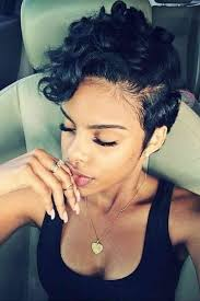 curly shaved side hair short natural hair with shaved sides my hairstyles site short