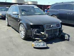 2005 audi s4 auto auction ended on vin wauxl68e35a025949 2005 audi s4 in ca