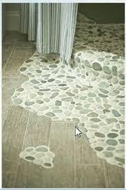 22 best river rock flooring images on pebble tiles