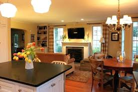 kitchen living space ideas open space living room ideas open plan living room interior design