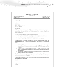 proper resume cover letter format templatesproper resume cover
