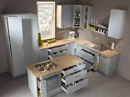 faire sa cuisine pas cher fabriquer un îlot de cuisine 35 idées de design créatives
