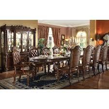 formal dining room sets for 10 formal dining sets rectangular dining room set cherry formal round