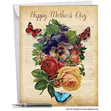 jumbo s day cards j2358kmdg jumbo s day card chalk and roses